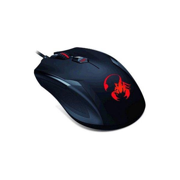 Mouse Genius Gaming Ammox X1-400 Negro USB 400-3200 DPI