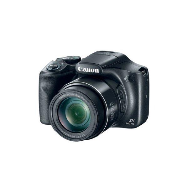 "Camara Canon PowerShot SX540 HS 20.3MP 1/2.3"""