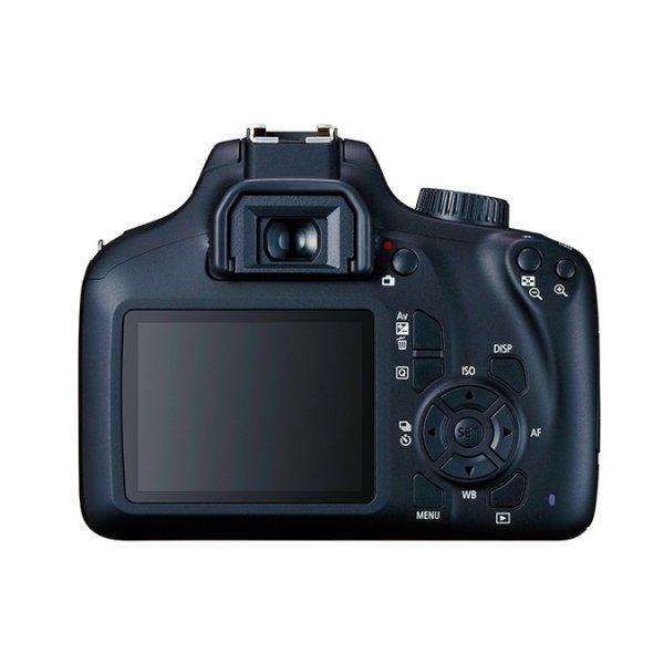 Camara Canon EOS Rebel T100 EF-S 18-55mm f/3.5-5.6 III