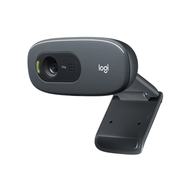 Webcam Logitech HD C270 1280 x 720 Pixeles USB 2.0 Negro