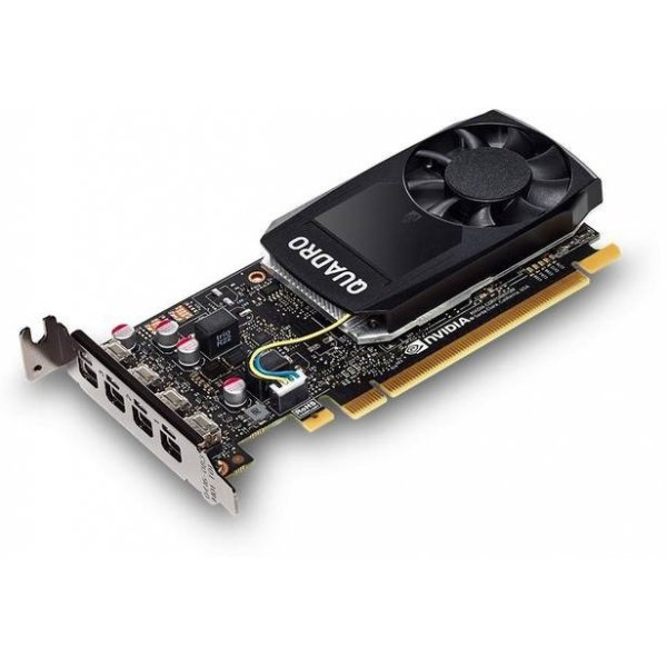 Tarjeta de Video PNY Nvidia Quadro P1000V2 PCI Express 3.0 4GB 128-bit GDDR5