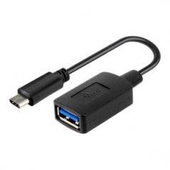 Cable Xtech Adaptador con conector Tipo-C macho a USB 3.0 A hembra
