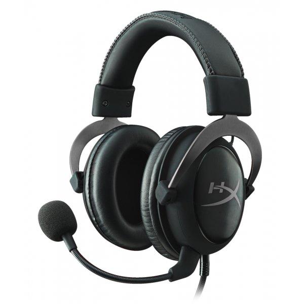 Audifonos Gamer HyperX Cloud II (NegroMetalico)