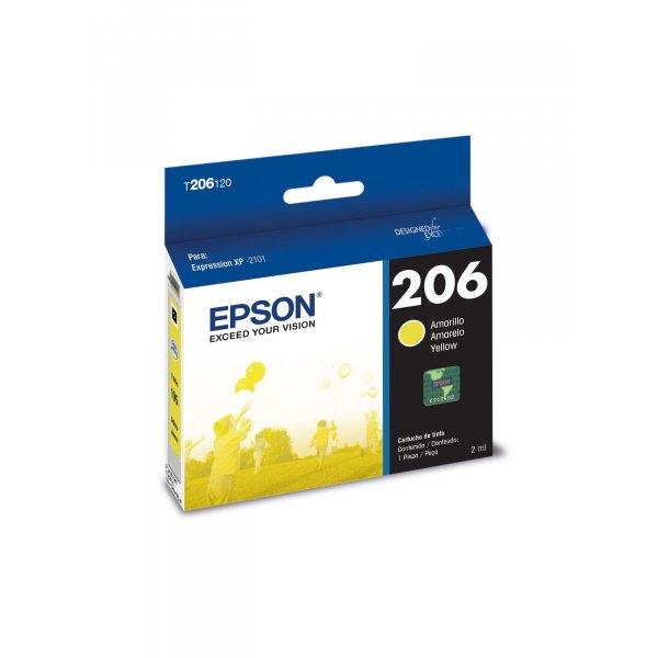 Cartucho de Tinta Epson T206420-AL Amarillo
