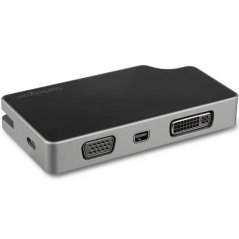 Adaptador de Vídeo Multipuertos USB C - 4 en 1