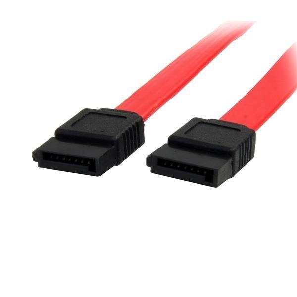 """Cable Startech SATA 0,45m Rojo 18"""" Serial ATA"""