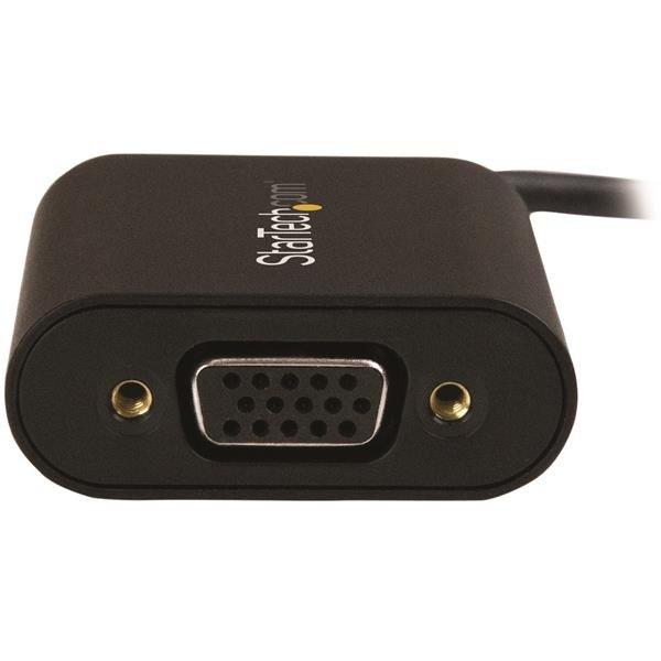 Adaptador Startech de Video Externo USB-C a VGA 1920x1200