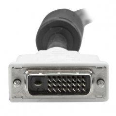 Cable Startech de 2mts DVI-D de Doble Enlace Macho a Macho