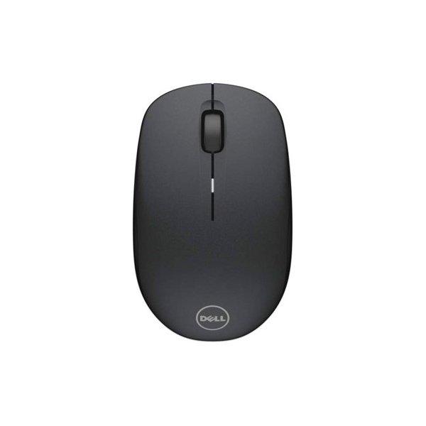 Mouse Dell WM126 Inálambrico 3 Botones 1000 DPI Negro