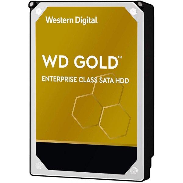 "Disco Duro Western Digital Gold 4 TB, 3.5"", SATA 6GB/s, 7200RPM"