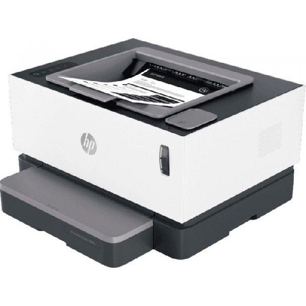 Impresora HP Neverstop Laser 1000w monocromo Recargable 20ppm 600ppi WiFi USB