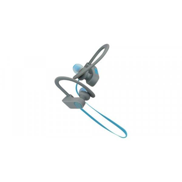 Audífono KlipX JogBudz Gris/Azul