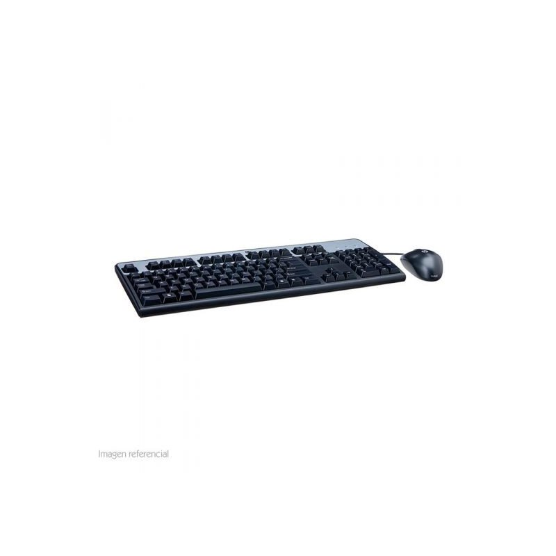 Kit Mouse y Teclado HP USB BFR-PVC US