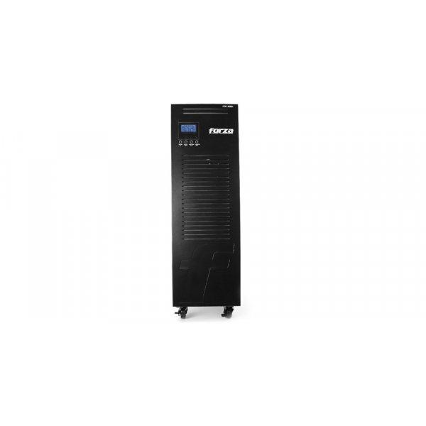 UPS Forza FDC-106K 6000VA 6000W Doble conversión en línea 110V/220V USB SNMP RS-232