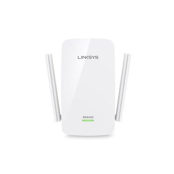 Extensor de alcance Wi-Fi BOOST EX AC1200 Linksys RE6400