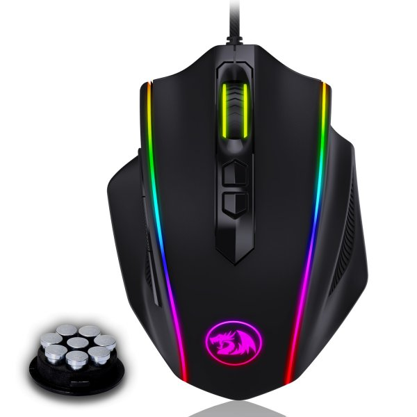 Mouse Red Dragon Vampire M720 RGB
