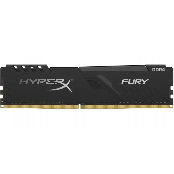 Memoria Ram HyperX Fury de 8GB DDR4 3000MHz CL15 DIMM