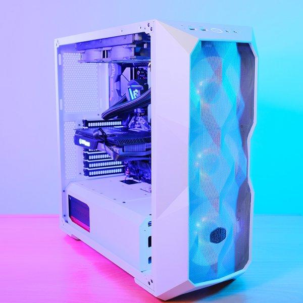 Spider Build Excelsior AMD Ryzen 7 5800x | RTX 3070 | 16...