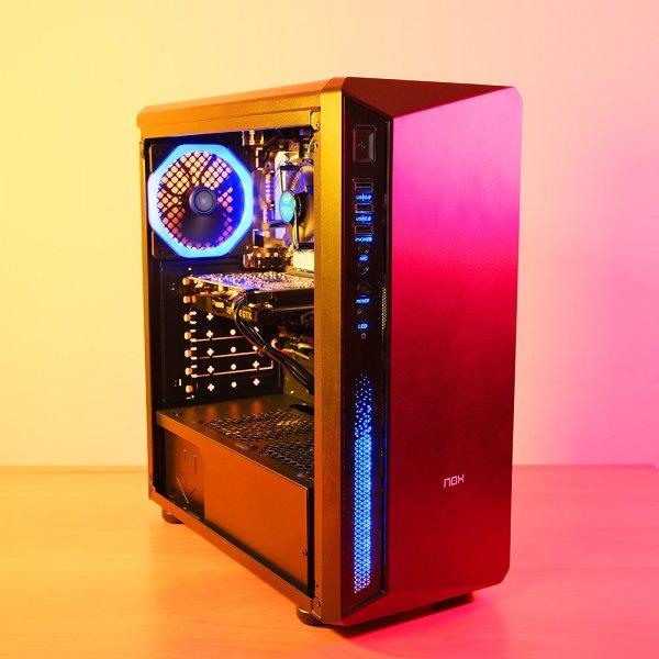 Spider Build Ultra Intel i5 10400F | 1660 Super | 16 GB...