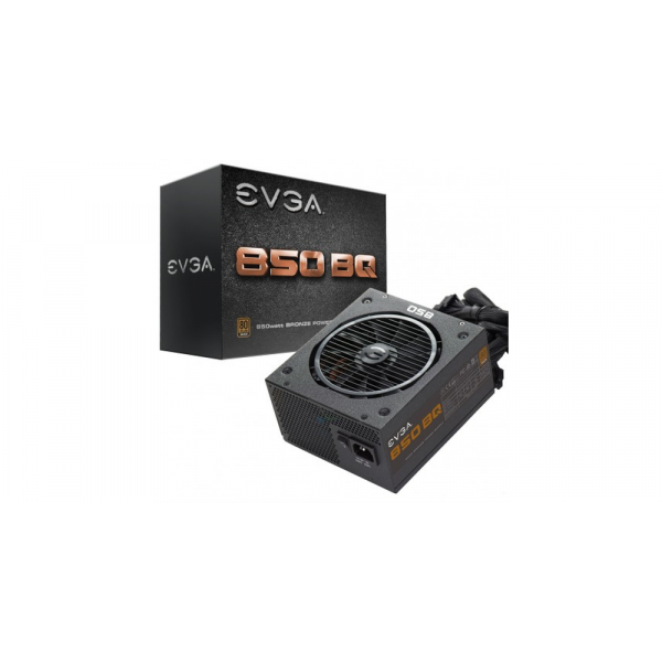 Fuente de Poder EVGA 850W BQ 80 Plus Bronce