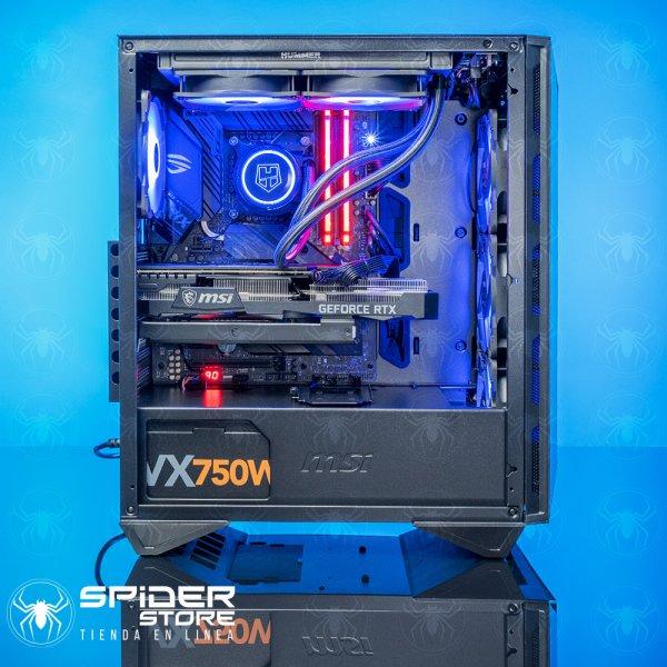 Spider Build Excelsior Intel i7 10700K | MSI RTX 3070...