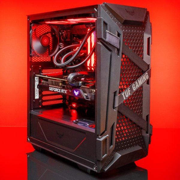 Spider Build Excelsior Intel i9 10900K | Asus TUF Gaming...