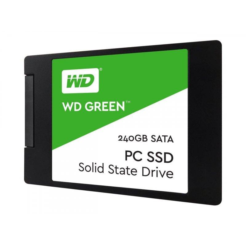 Disco SSD Western Digital Green SSD 240GB 2.5 IN 7mm USB 3.0