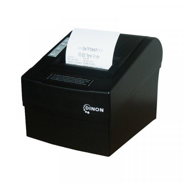Impresora Termica Dinon TM-T80 USB/Serial/Rojo