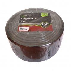Rollo de Cable Super VGA 100M