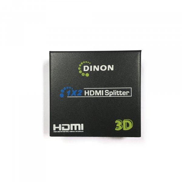 Splitter HDMI Amplificado 2 Salidas Soporta 3D
