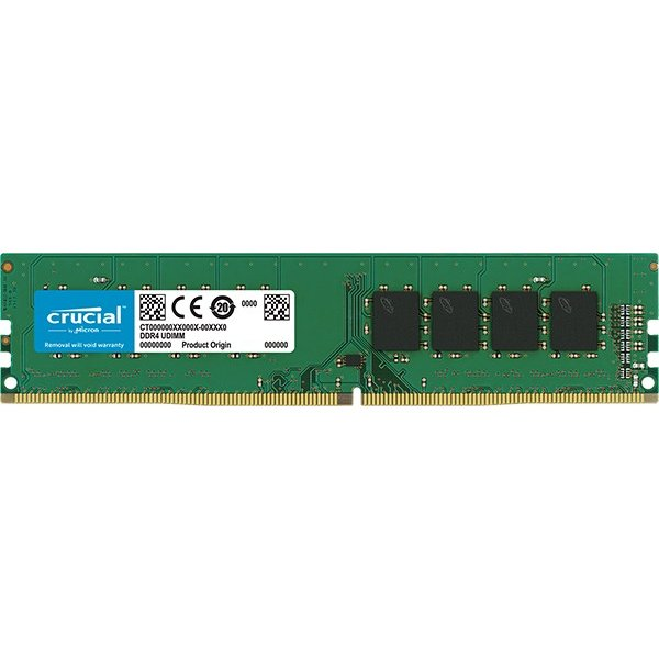Memoria RAM Crucial 16GB DDR4 2666mhz DIMM