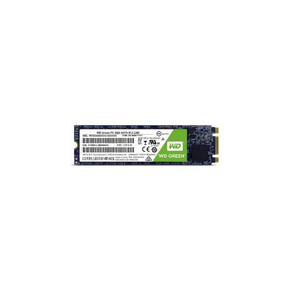 Disco SSD Western Digital Green 480gb M2 Int SATA 3D