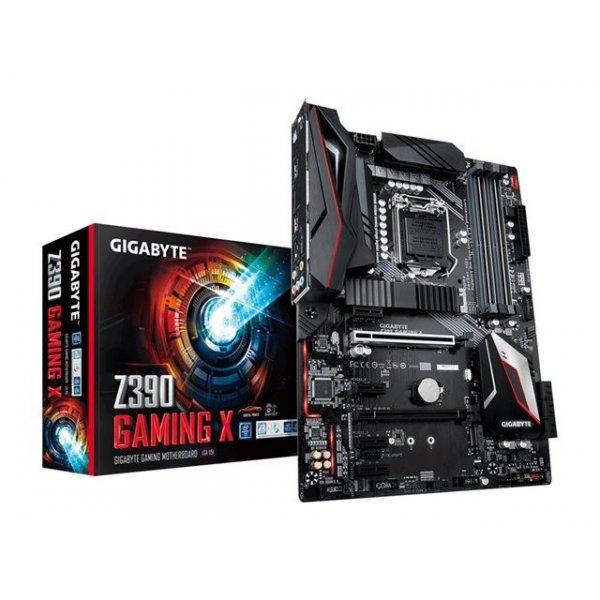 Placa Madre Gigabyte Z390 Gaming X ATX LGA1151