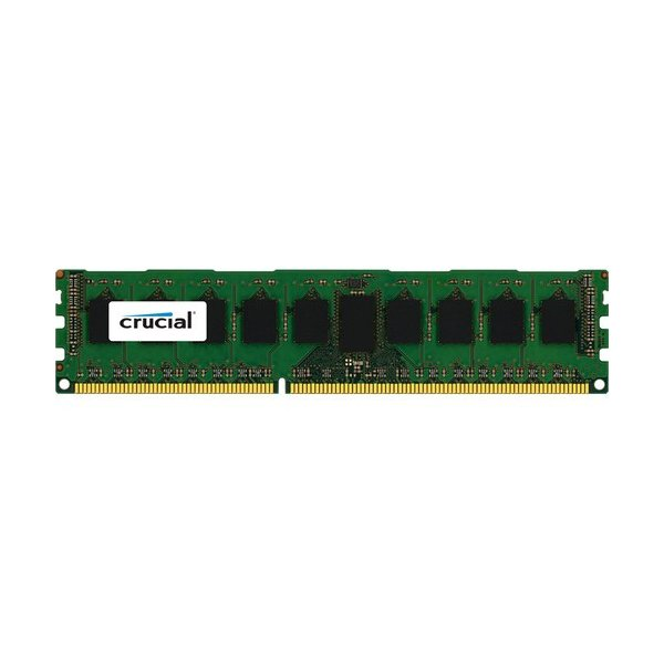 Memoria RAM Crucial4GB DDR3L 1600 UDIMM 1.35V-1.5V
