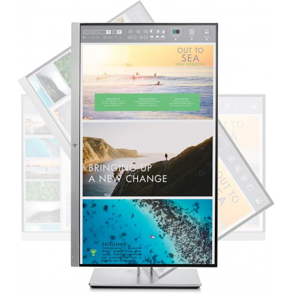 "Monitor HP EliteDisplay E233 de 23"""