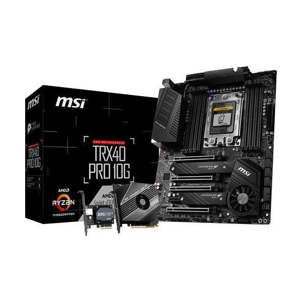 Placa Madre MSI TRX40 Pro 10G Socket sTRX4