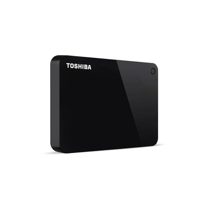 """Disco Duro Externo Toshiba Canvio Advance V9 1TB Black Portatil 2.5"""" USB 3.0 5400 RPM USB 3.0"""
